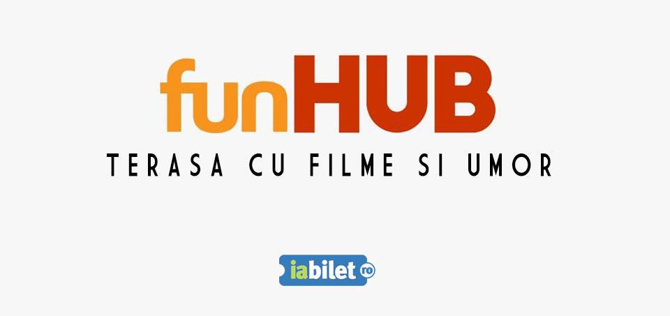 funHUB: Terasa cu Filme si Umor