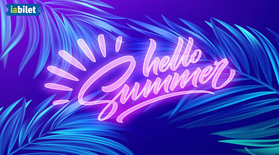 Ce facem în mijloc de vară?